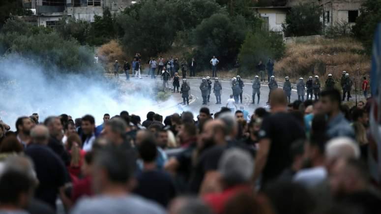 Athinë, një masakër anti-rome vazhdon prej dy ditësh