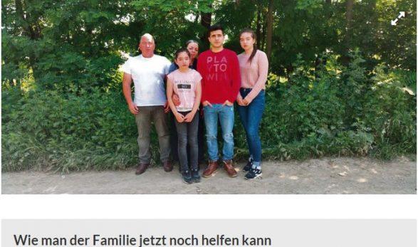 Pas 25 vitesh dëbohet familja shqiptare në Gjermani, vajza me lot në sy: 5 policë erdhën natën
