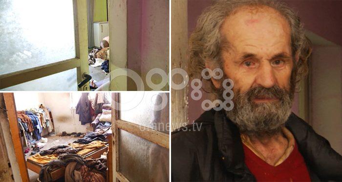 """""""Kur pleqëria të troket në derë"""" . Ja historia e trishtë e të moshuarit nga Durrësi."""