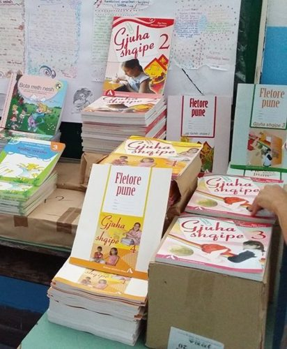 Libra falas për fëmijët e klasës së parë deri në të katërtën, merret vendimi