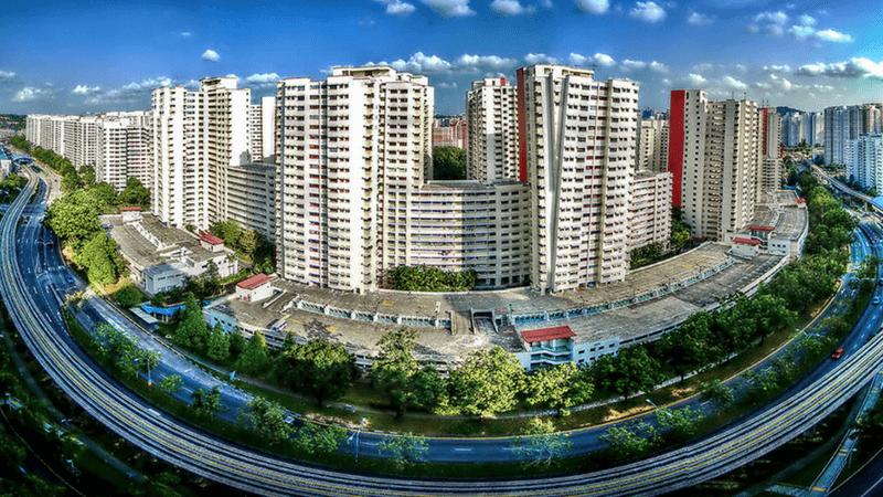 Si e zgjidh Singapori problemin e strehimit