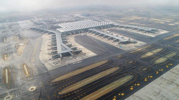 Turqi, inaugurohet sot aeroporti më i madh në botë