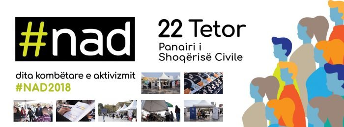 22 Tetor Dita Kombëtare e Aktivizmit