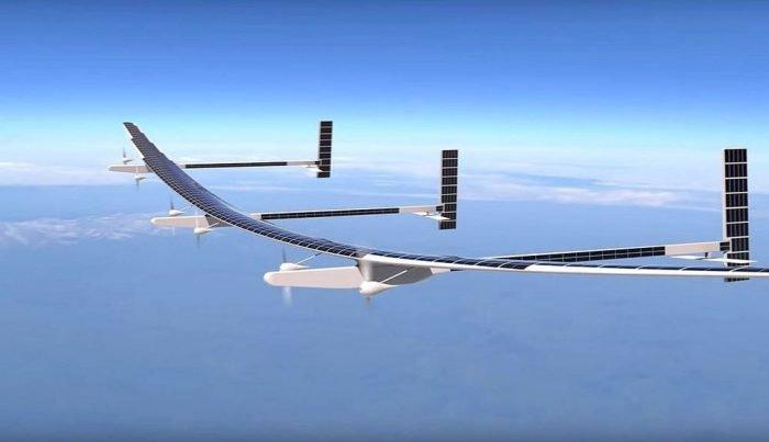 Droni-satelit, mjeti fluturues më i madh në botë