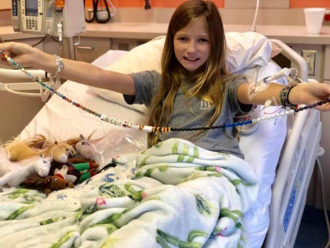 Çuditen mjekët. 11-vjeçares i zhduket  tumori i pashërueshëm