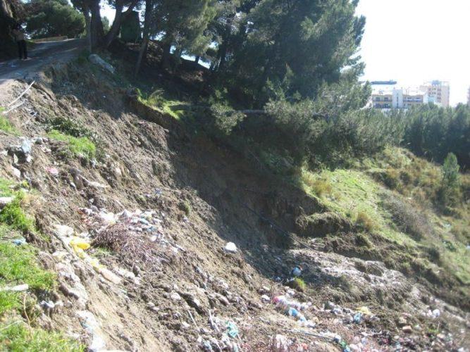 Durrës :Rruga drejt pikës piktoreske Kodër Vilë e harruar, banorët Burim aksidentesh
