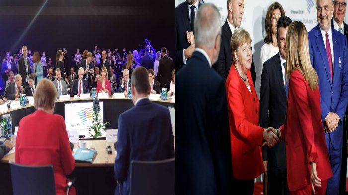 Romët marrin 'ndihmë' në Samitin e Poznanit. Rama firmos deklaratën e përbashkët