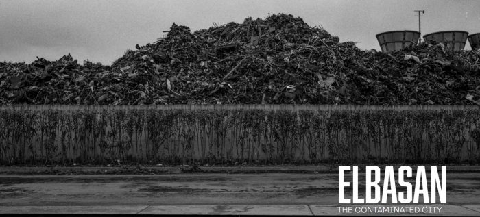 Elbasani qyteti i kontaminuar, shkrim nga Alessandra Briganti, foto Ivo Saglietti
