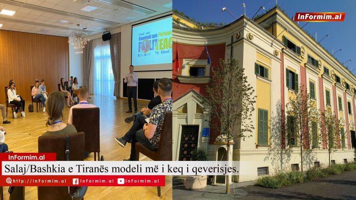 Salaj/ Bashkia e Tiranës modeli më i keq i qeverisjes, pasi shumica drejton pa pyetur fare për pakicën.