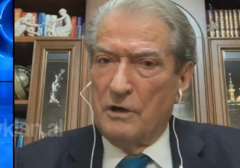 Teksa po fliste për vrasësit e Azem Hajdarit, shihni çfarë po ndodh 'live' me Sali Berishën: Ti je autori…