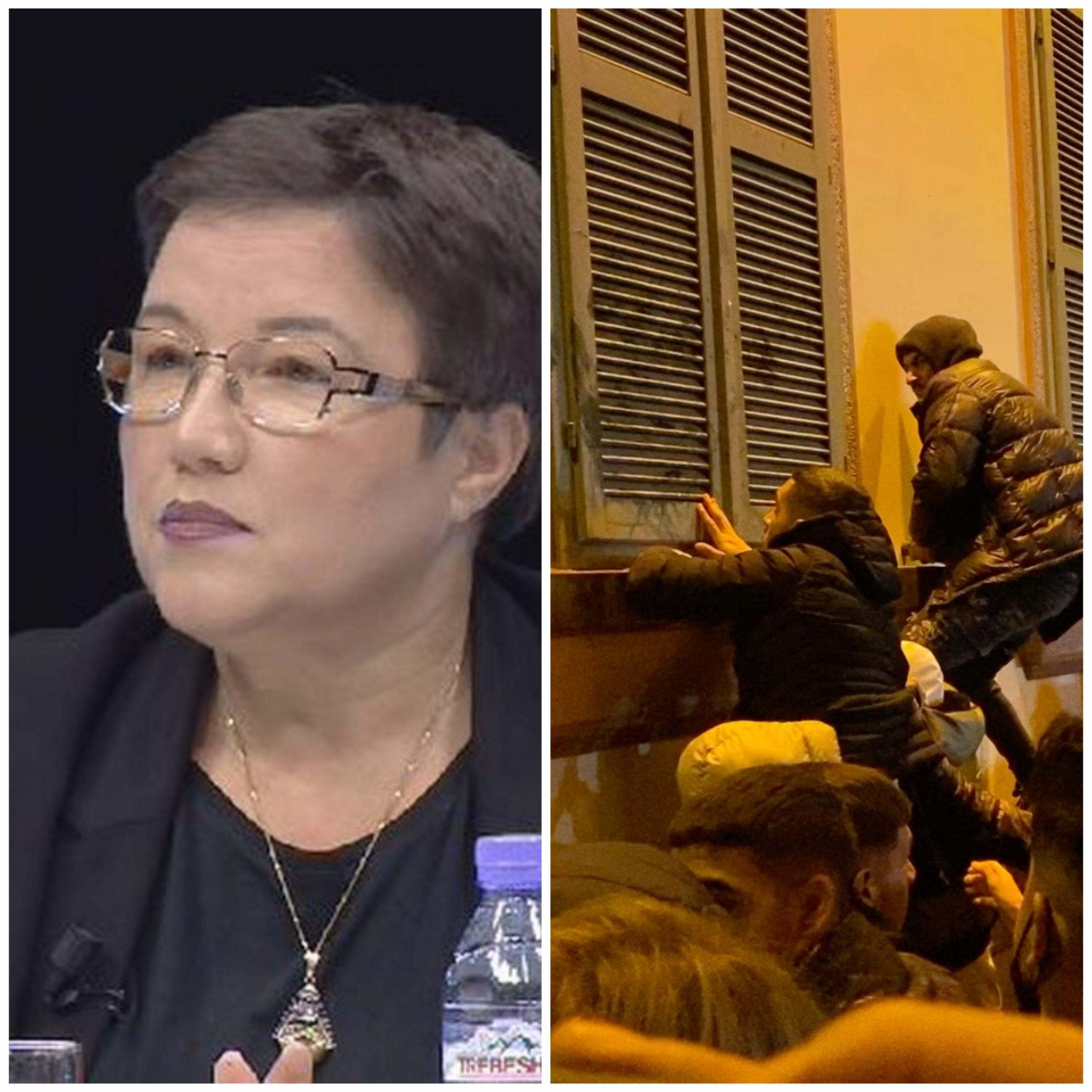 Aktivistja del kundër protestës për Klodian Rashën: Është çadër politike! Këto tragjedi ndodhin edhe në Francë dhe Itali..