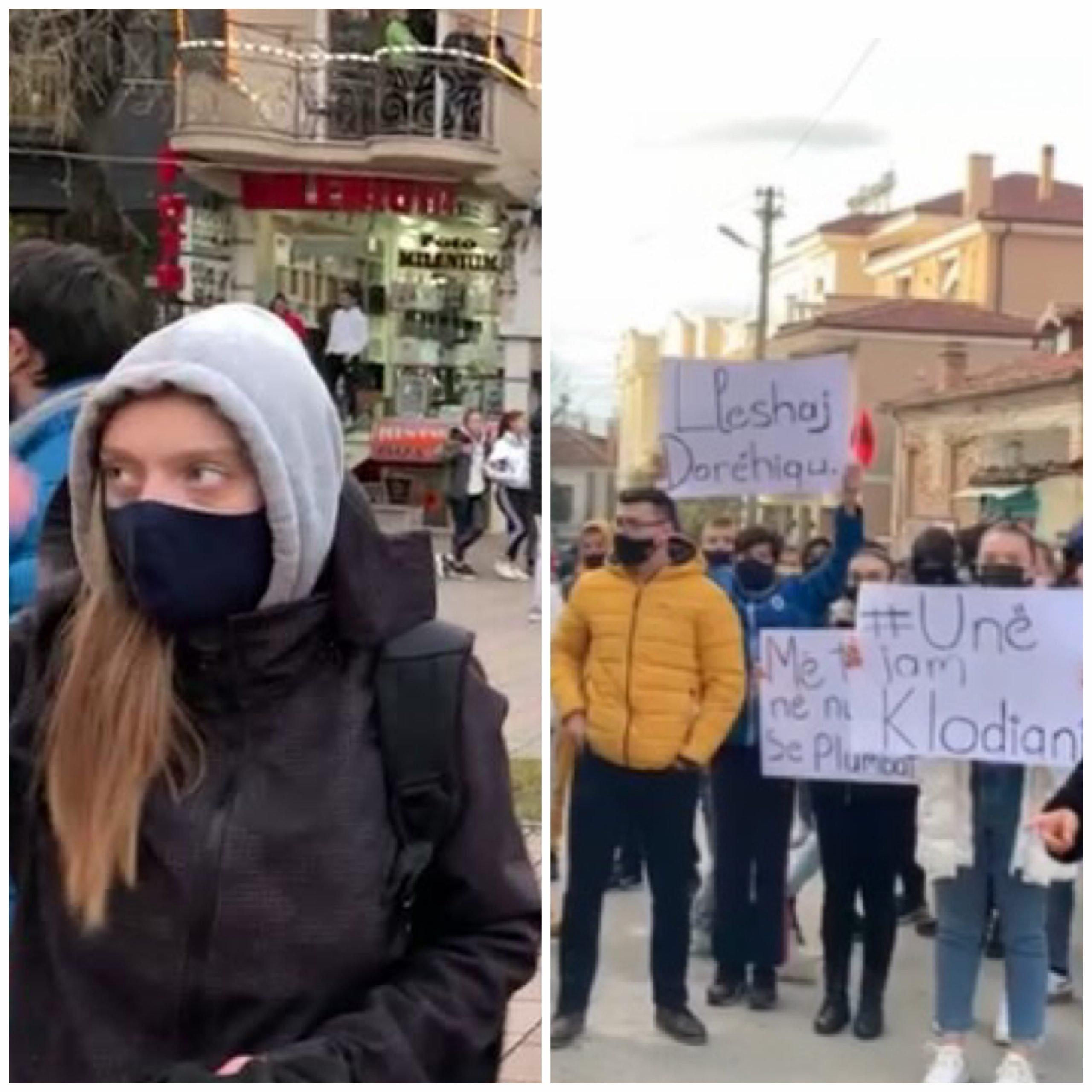 Policia, gjoba disamilionëshe ndaj protestuesve