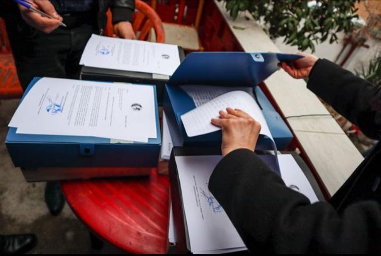 Sindikata e Minatorëve të Bashkuar Bulqize dorëzon petcionin –  Nuk do të ndalemi deri në miratimin e tij