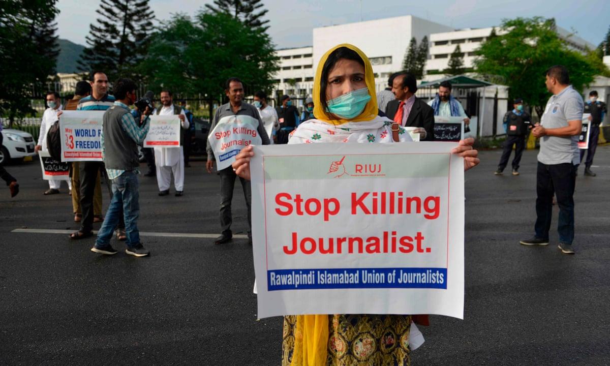 10 Dhjetor: Gazetarët po vriten dhe burgosen sepse po bëjnë punën e tyre