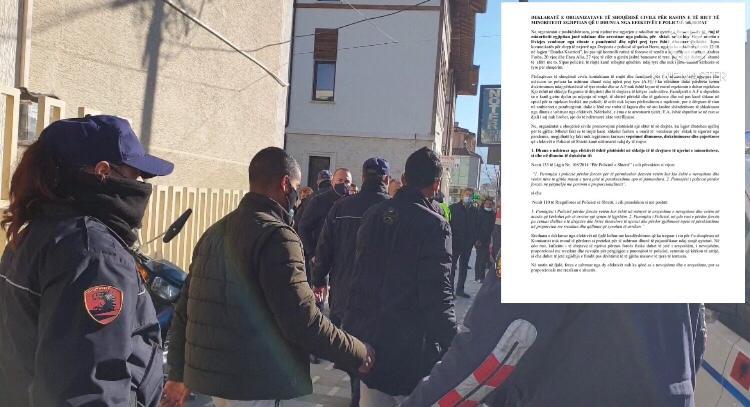 Organizatat e Shoqërisë Civile deklaratë të përbashkët – 3 shkelje me rastin e të riut që u dhunua nga efektivët e policisë, Berat