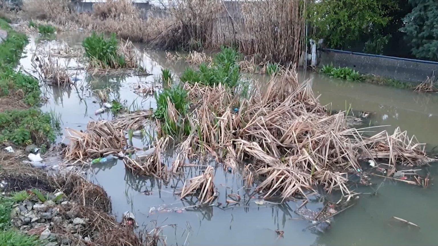 Kanali i ujërave të zeza burim infeksioni, romët në protestë: I kemi thënë Bashkisë, por nuk vijnë