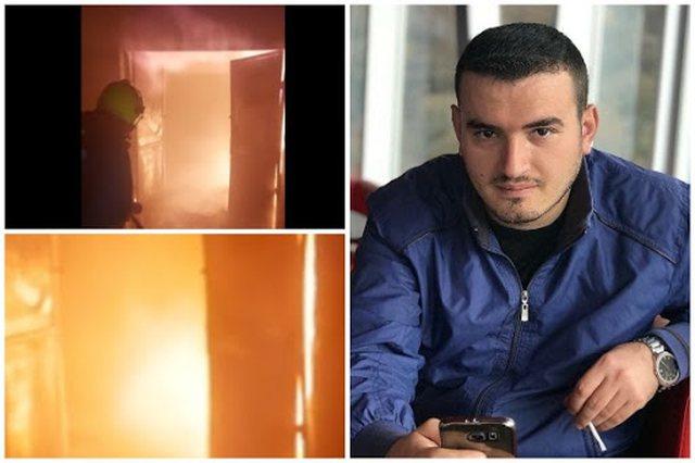 Çfarë e shkaktoi zjarrin në qendrën tregtare ku vdiq Arjan Sala/ Del ekpertiza përfundimtare