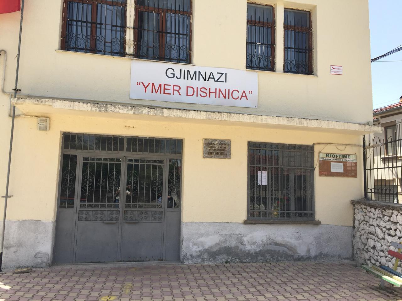 """""""Drejtësi Sociale""""/Bashkia Korçë bën gati projektin për rikonstruksionin e shkollës """"Ymer Dishnica"""""""