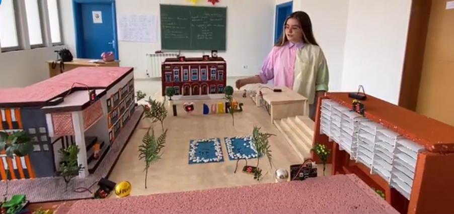 Shkolla ''Marie Kaçulini'', Durrës  fituese e vendit të parë në Sfidën e 4-të të Kodimit!