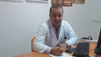Dr. Andrin Tahiri, shef i Shërbimit të Toksologjisë Klinike dhe Addiktologjisë