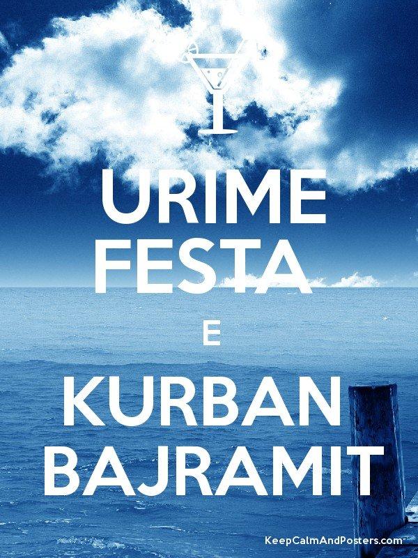 Çfarë është festa e Kurban Bajramit?