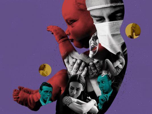 Lindja e foshnjave është shpesh traumatike në Ballkan, por pak gra kërkojnë drejtësi
