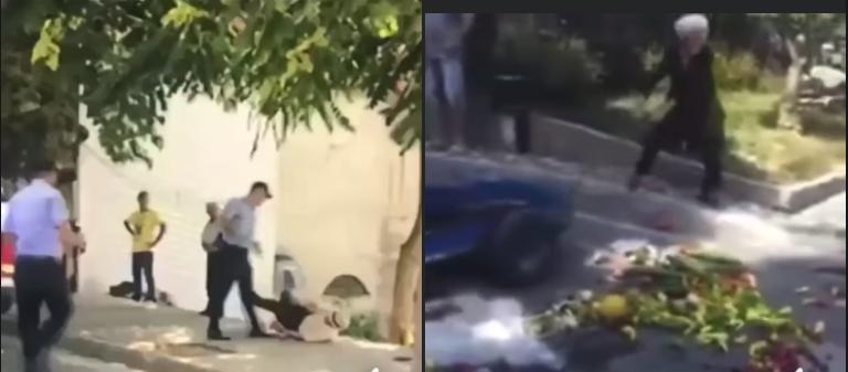 Vazhdon dhuna e Policisë Bashkiake ndaj tregtarëve ambulantë, nuk kursehen as më të moshuarit
