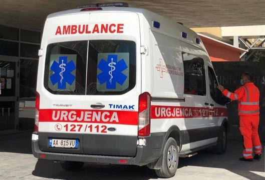 Elbasani/ Qyteti me numrin më të lartë të pacientëve të shtruar në spital me Covid-19.